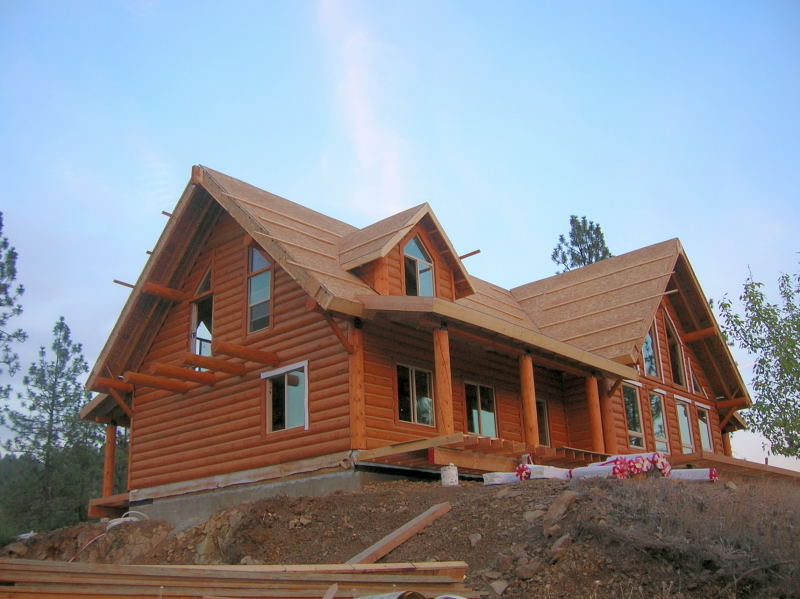 Avalon Log Homess blog – Idaho Home Plans